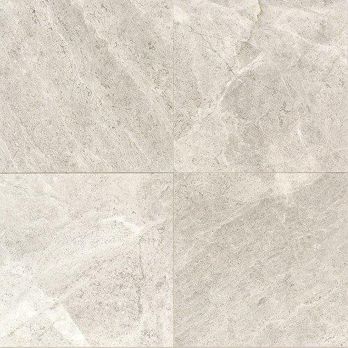 DalTile LU Limestone Tile Arctic Gray Honed Core Teroma - Daltile madison