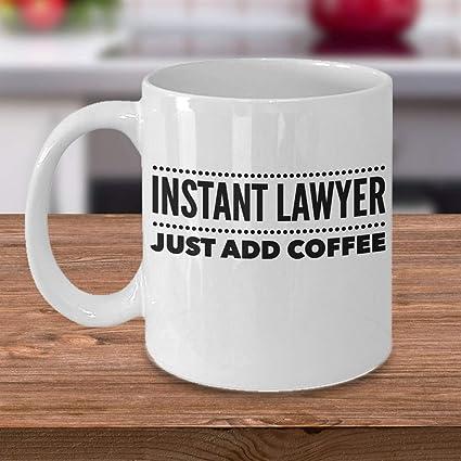 Amazon com: Funny Lawyer Mug Gift Ideas For Lawyers Attorney