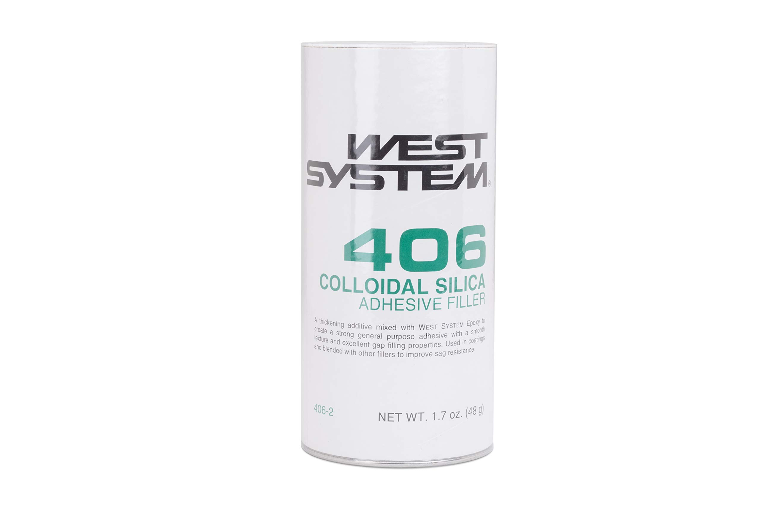 West System 406-2 Colloidal Silica 1.7 oz.