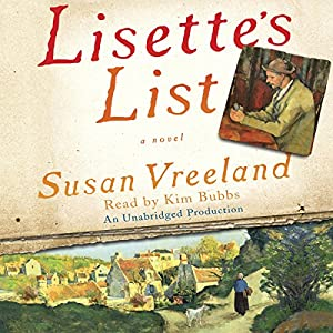 Lisette's List Audiobook