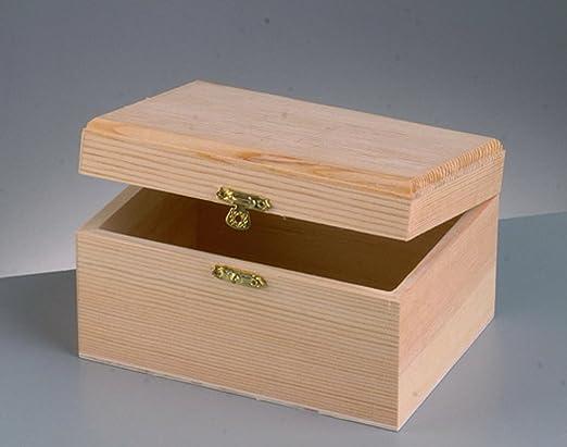 Elección de routered cajas de madera con tapa con cierres para ...