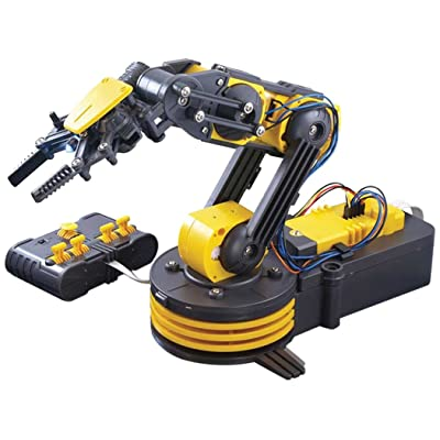 OWI Robotic Arm Edge | No Soldering Required | Extensive Range of Motion on All Pivot Points: Toys & Games