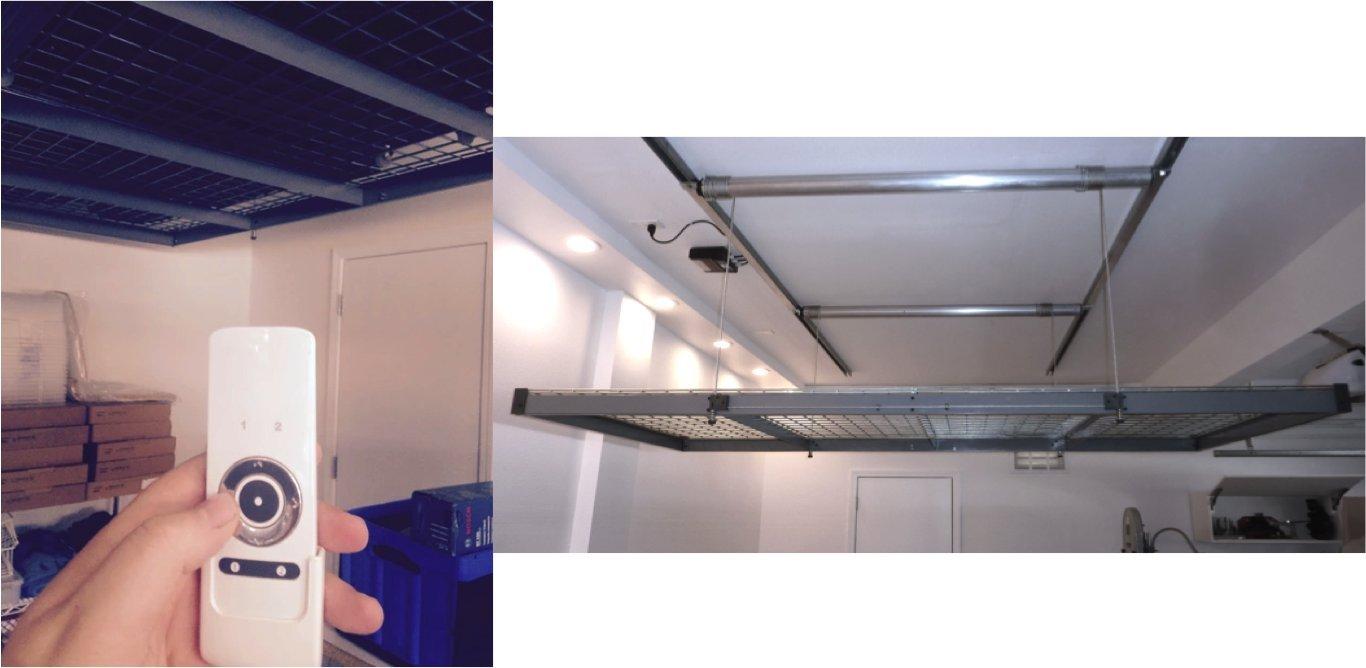 Com Au Lift Motorized Home Storage System 1400 Site Kitchen
