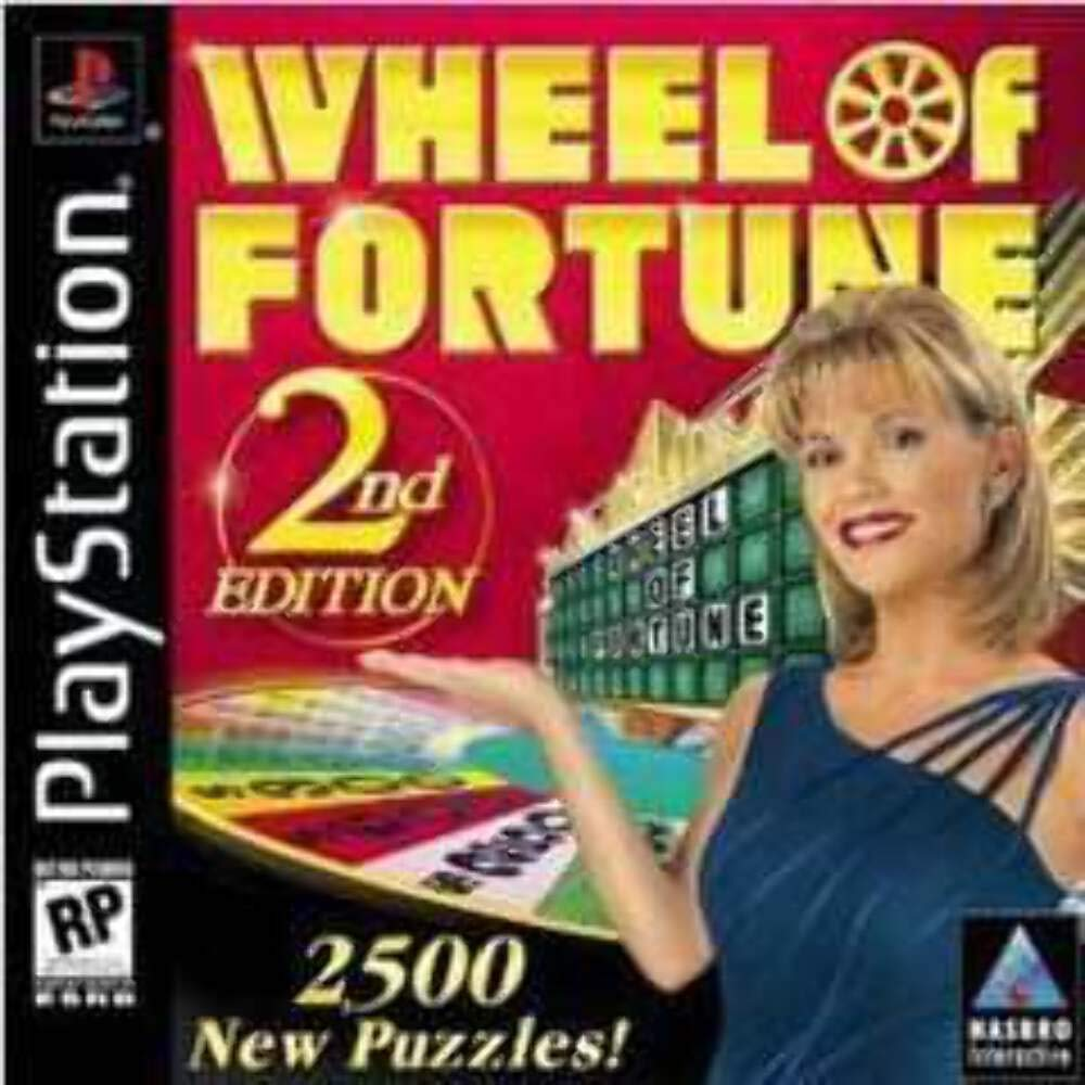 Amazon Com Wheel Of Fortune 2nd Edition Video Games