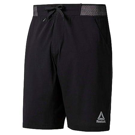 469b3af67b76 Reebok Epic Knit Waistband Short - AW18 - Small Black