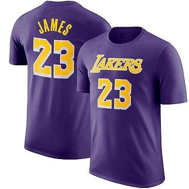 Camiseta Deportiva NBA Lakers City Edition Traje de ...