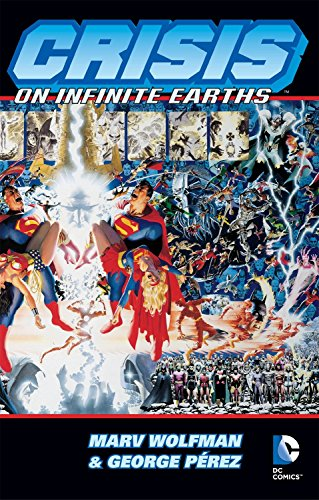 Crisis On Infinite Earths by DC Comics