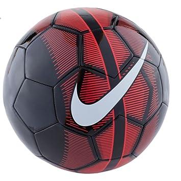 a6648e56e NIKE Mercurial Fade Soccer Ball (Black Red) (5)  Amazon.co.uk ...
