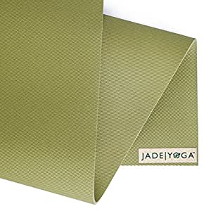 Amazon.com : Jade Yoga Harmony Extra Wide Yoga Mat, 28