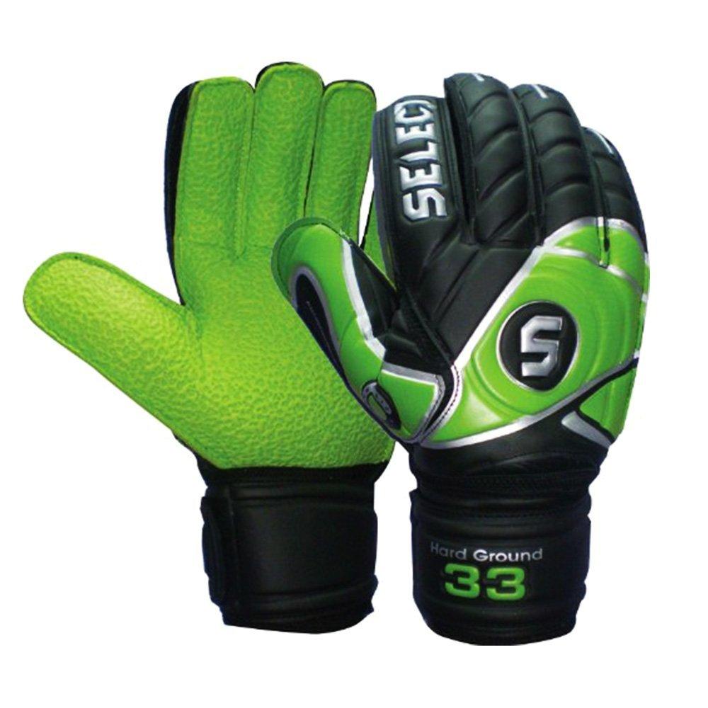 選択Goalie Gloves 33保護ハードグラウンド指保護 B007NAD1SS11