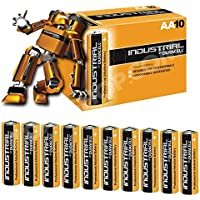 Duracell AA Industrial Alkaline Battery (100)