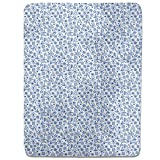 School Drawings Fitted Sheet: Twin Luxury Microfiber, Soft, Breathable