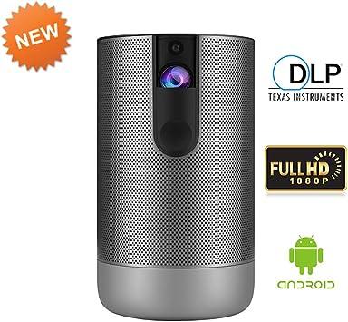 Proyector Full HD 1080P DLP, Luximagen FUHD300 (1920x1080) 4800 ...