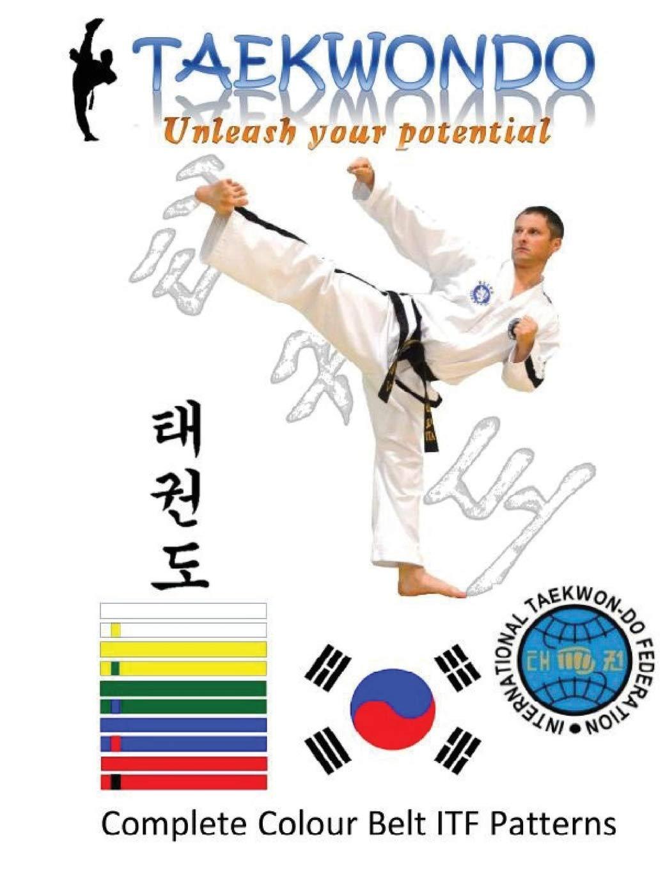 See Video Tae Kwon Do TaeKwondo ITF Forms on DVD