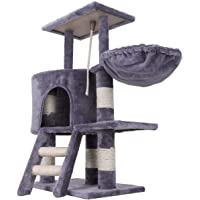 MOCHA Cat Tree Condo Tower with Scratching Posts Kitty Trees House Bed Furniture for Kittens