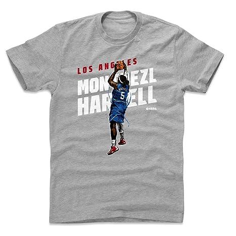 new style 25057 3fd52 Amazon.com : 500 LEVEL Montrezl Harrell Shirt - Los Angeles ...