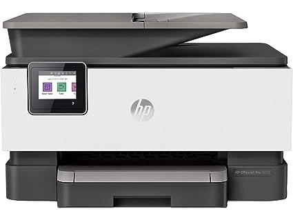 HP Officejet Pro 9012 - Impresora Multifunción Color: Amazon.es ...