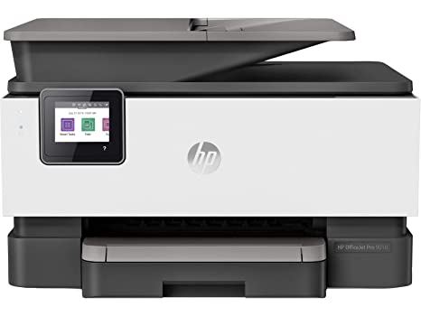 HP Officejet Pro 9012 - Impresora Multifunción Color