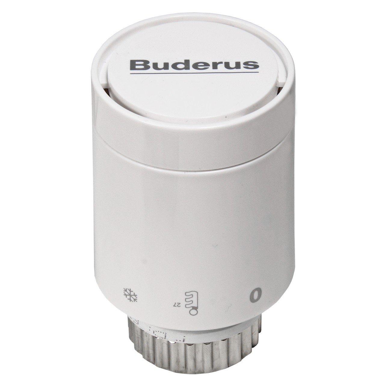 Buderus Logafix cabezal de termostato BH1/de W0/7738306437/para BUDERUS Termostato v/álvulas