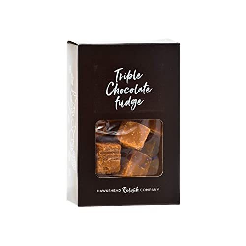 Hawkshead Relish Triple Chocolate Fudge - 150G
