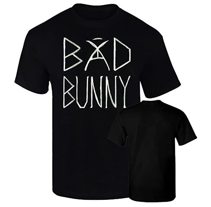 B   C Camiseta Bad Bunny Trap King Algodon 190grs  Amazon.es  Ropa y ... daa5ce4119e