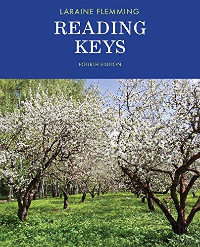 Reading Keys (MindTap Course - Reading Keys