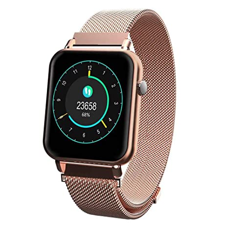 Amazon.com: Lee Lam Waterproof Smartwatch Fitness Tracker ...