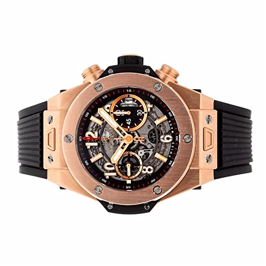 Hublot Big Bang automatic-self-wind Mens Reloj 411. Ox. 1180. RX (Certificado) de segunda mano: Hublot: Amazon.es: Relojes
