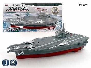 Barco Portaaviones Eléctrico