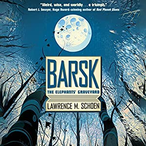 Barsk: The Elephants' Graveyard Audiobook
