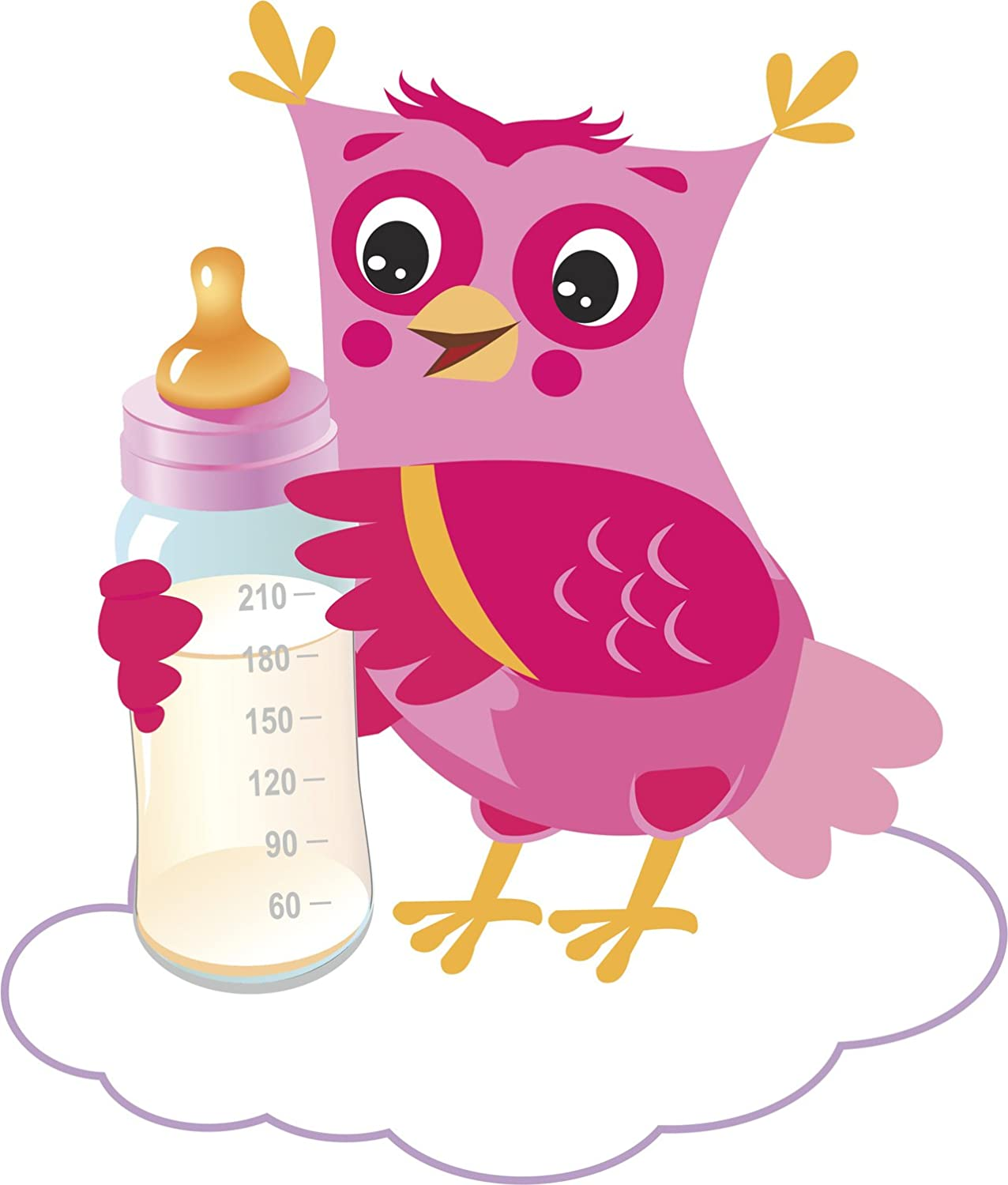 30+ Cute Baby Bottle Cartoon Images