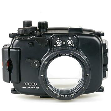 yunchenghe cámara sumergible 40 m/130 ft Carcasa Sumergible ...