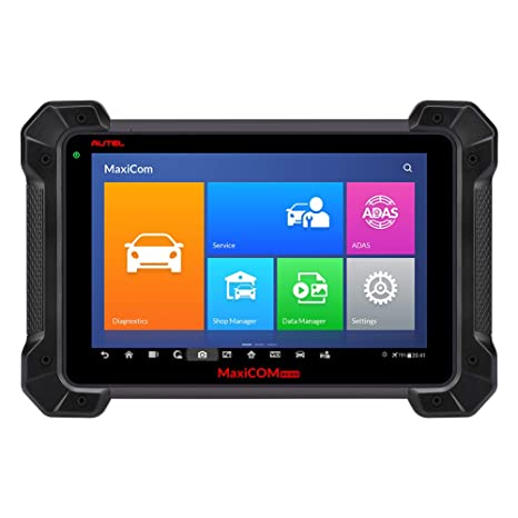 Autel MaxiSys Pro MK908P Automotive Diagnostic Tool (Same Functions as  MaxiSys Elite) with WiFi Bluetooth Jbox J2534 VCI ECUs BCM PCM  Reprogramming