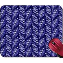 Liili Mousepad IMAGE ID 33575207 Optical illusion Multicolor abstract seamless pattern Texture of wavy vertical stripes Stylish ab