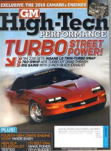 (GM High-Tech Performance Magazine, February 2009 (Vol. 15, No. 2))