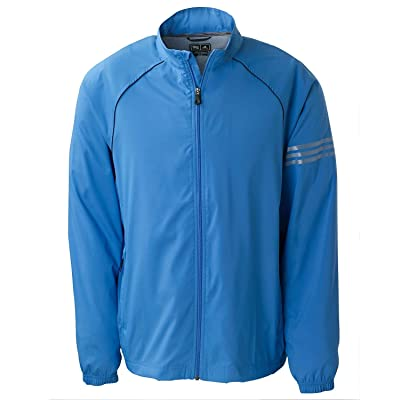 adidas Men's ClimaProof 3-Stripes Full Zip Jacket