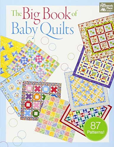 The Big Book of Baby Quilts ()