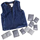 Fun and Function's Weighted Faux Fur Vest for