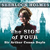 Bargain Audio Book - The Sign of Four  A Sherlock Holmes Novel