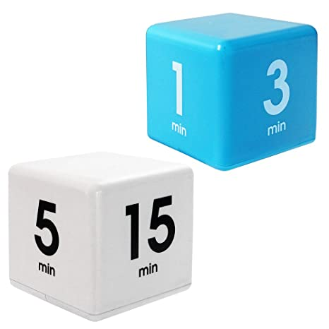 the miracle timecube kitchen timer combo 2 piece set 135