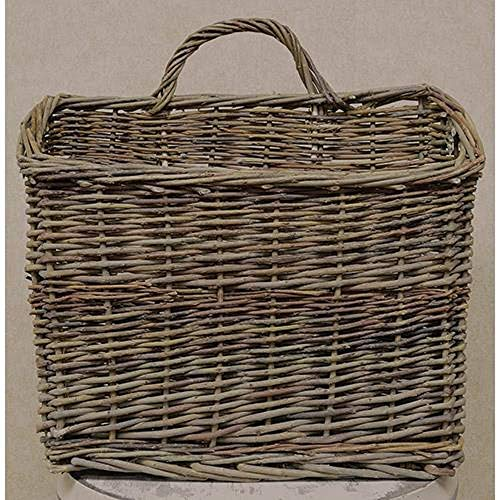 Willow Wall Basket, 11