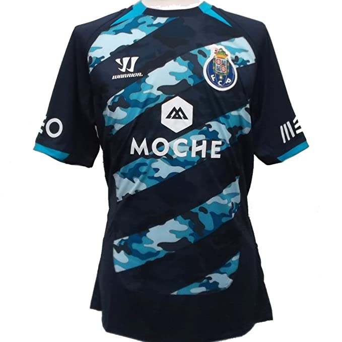 a347b6c8ede Warrior FC Porto 2014 15 Away S S Football Shirt - Size XXL  Amazon.co.uk   Clothing