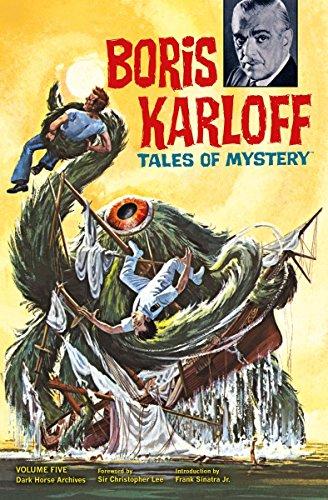 Boris Karloff Tales of Mystery Archives Volume 5