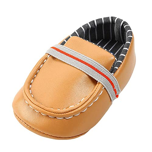 Botas Mocasines Bebé, LANSKIRT Bebé Niña Niño Mantener Caliente Recién Nacido Zapatos Primeros Pasos Zapatos