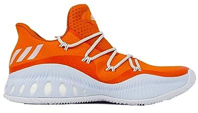 8d1bd2707ddb0 adidas Crazy Explosive Low Shoe Men s Basketball Orange Size  19 M ...