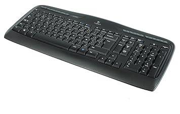 Logitech Wireless Combo MK330 Radio Transfer, PC / Mac-AZERTY Layout  Keyboard