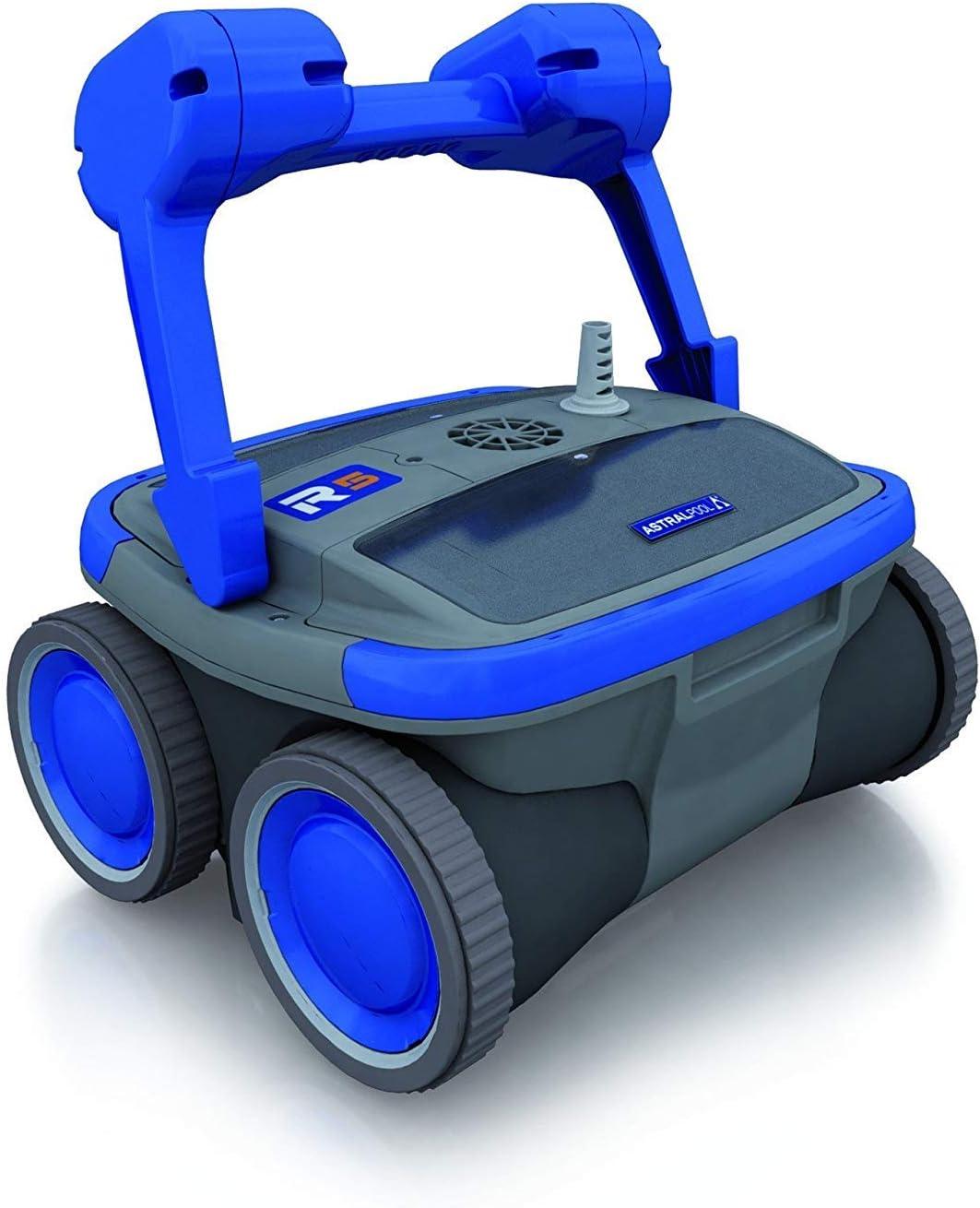 Astralpool R5 - Robot limpiafondos para piscinas (fondo y paredes ...