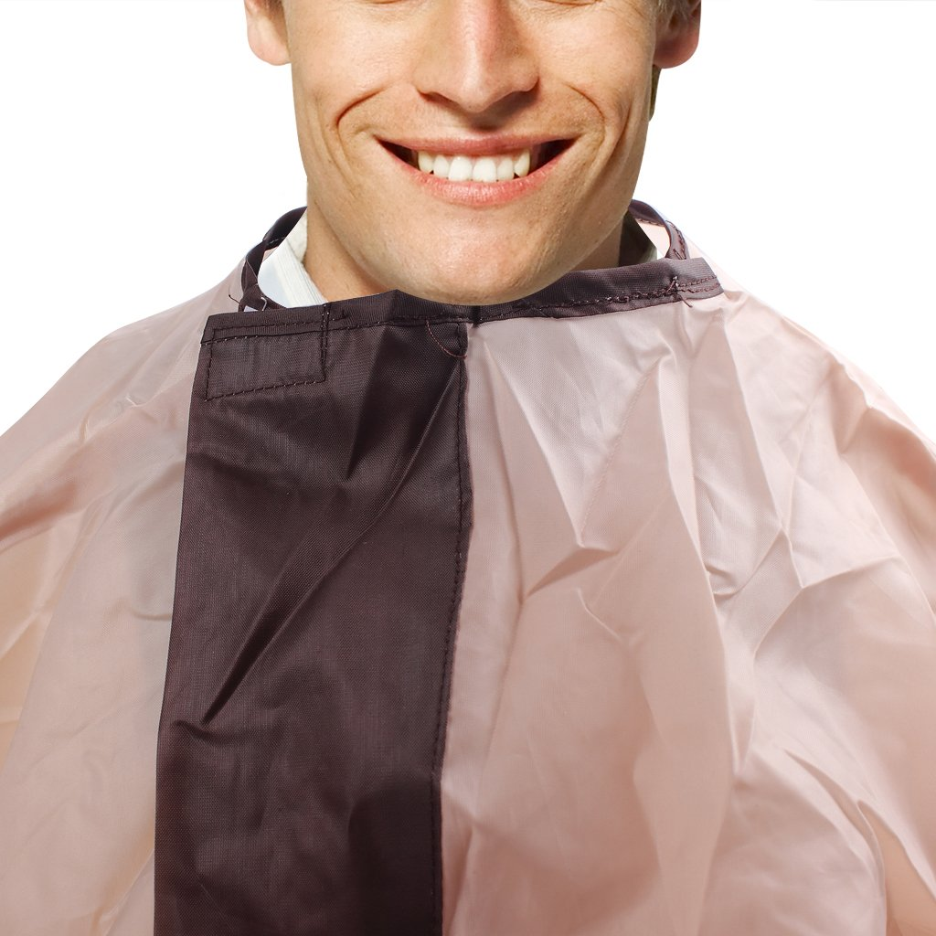 EWIN(R) 1PCS New Style Hair Cutting Cloak Umbrella Cape Salon Barber Hairdressing Gown Family For Adult (ADULT SIZE) by ewinever (Image #4)