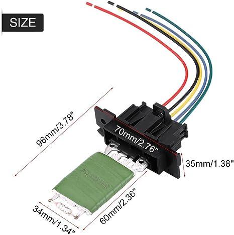 KIMISS Motorcycle Modification Interruttore automatico di controllo della temperatura della ventola