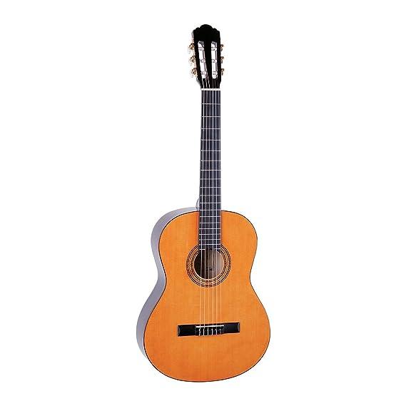 Guitarra clásica española Romanza TOLEDO 4/4: Amazon.es: Instrumentos musicales